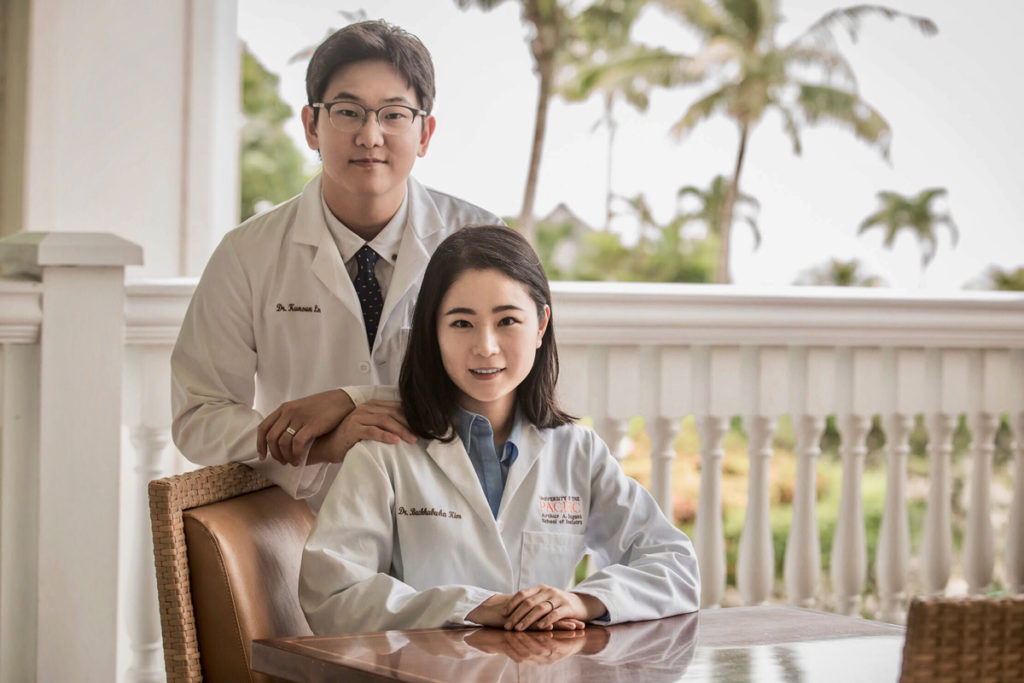 Dr. Lee and Dr. Lily | Reflection Dental Guam