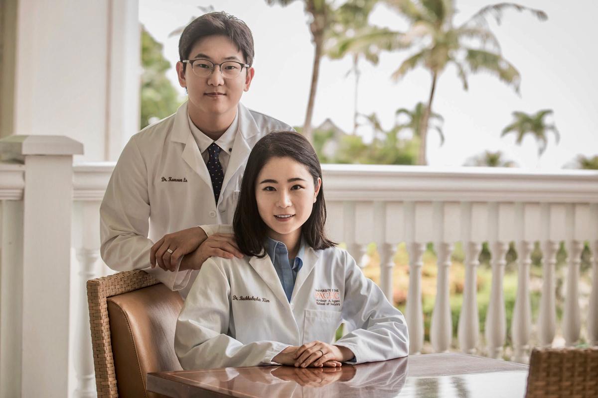 Meet The Team Reflection Dental Guam